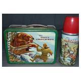 Vintage Davy Crockett Tin Lunch Box