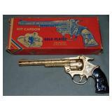 Nice Boxed Kilgore 310 Kit Carson Cap Pistol