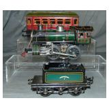 KBN American Market Train Set