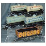 Deluxe JEP Freight Cars