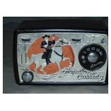 Scarce Arvin 441T Hopalong Cassidy Radio