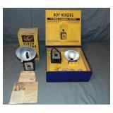 2 Unusual Boxed Roy Rogers Cameras