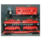 Late Lionel 3535 & 6414 Freight Cars