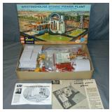 Revell 1959 Westinghouse Atomic Power Plant, Boxed
