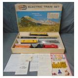 MINT Boxed 1966 Uncataloged Lionel Set 19440