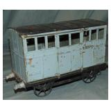 Nice Early Rossignol Floor Train Stock Car