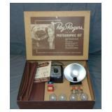 Boxed Roy Rogers & Trigger Photo Camera Kit