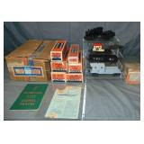 Early Boxed Lionel 1665 Set 1407B