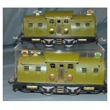 Lionel 254 & 254E Center Cab Electrics