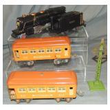 Lionel 259E Passenger Set