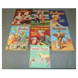 Roy Rogers & Dale Evans Coloring & Activity Books