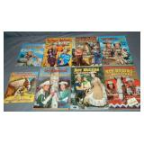 Roy Rogers & Dale Evans Coloring Books