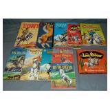Lone Ranger & Tonto Coloring Books