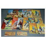 Lone Ranger & Tonto Books, Coloring Books, Etc