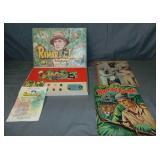 Ramar of the Jungle & Jungle Jim Lot