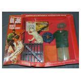 G.I. Joe Land Adventurer White Tiger Hunt Set, MIB