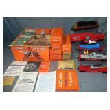 Clean Boxed Lionel 2349 Boxed Set 2549W