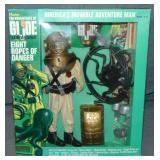 G.I. Joe Sea Adventurer Eight Ropes of Danger, MIB