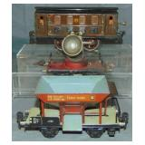 3pc Marklin Train Set