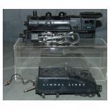 Lionel 203 Steam Switcher, Postwar Conversion