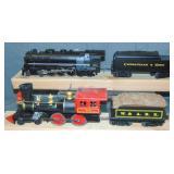 2 Lionel Modern Locomotives