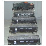 MTH Coal Train Set