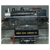 Lionel 28022 West Side Lumber 3-Truck Shay
