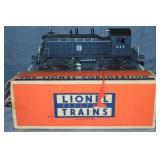 Boxed Lionel 623 AT&SF NW2 Diesel