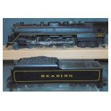Lionel 18006 Reading T1 Steam Locomotive