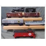 Modern Steam Freight Set