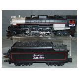 MTH RailKing 30-1223-1 B&M Berkshire
