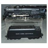 Lionel 28007 NYC Hudson Steam Locomotive