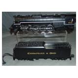 MTH 20-3035-1 C&O Greenbrier Locomotive