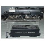 MTH RailKing 30-1163-0 N&W Y6b Mallet