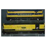 Lionel MPC 8950 & 8056 FM Diesels
