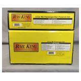 MTH RailKing 30-2847-1 & -3 NYNH&H MU Set