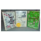Norman Fisher. Lot of Three 1st Editions.