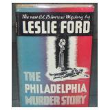 Leslie Fisher. The Philadelphia Murder Story.