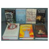 Lot of Seven 1st Editions.