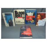 Mystery and Thrillers Lot of Five.
