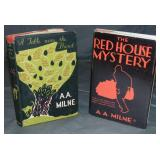 A. A. Milne Lot of Two.