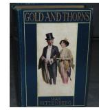 Max Rittenberg. Gold and Thorns. 1st Ed.