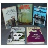 Gladys Mitchell Lot of Five British 1sts.