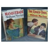 William Morton. Lot of Two 1sts.