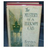 Fergus Hume. The Mystery of a Hansom Cab.