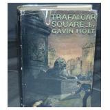 Gavin Holt. Trafalgar Square. 1st Dj.