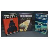 Sydney Horler Lot of Three First Editions.