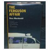 Ross Macdonald. The Ferguson Affair 1st.