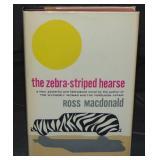 Ross Macdonald. The Zebra Striped Hearse.