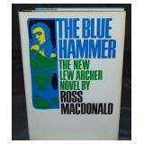 Ross Macdonald. The Blue Hammer. 1st.
